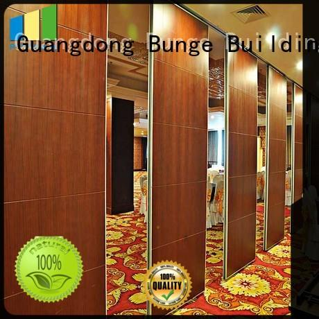 sliding partition doors for hotel EBUNGE