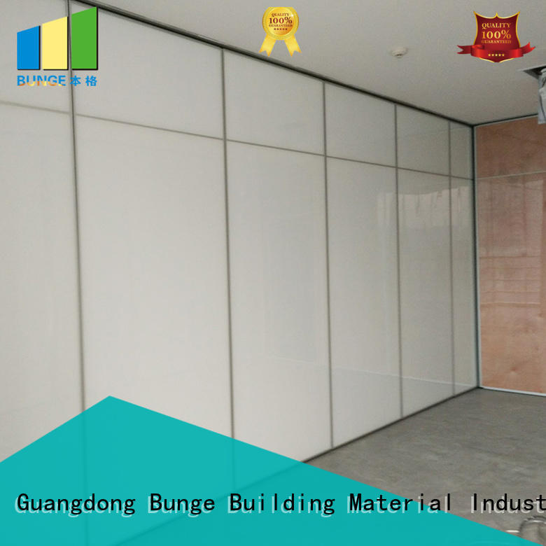EBUNGE MDF portable wall partitions factory direct supply