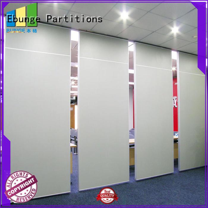 EBUNGE decorative conference room dividers manufacturer for work