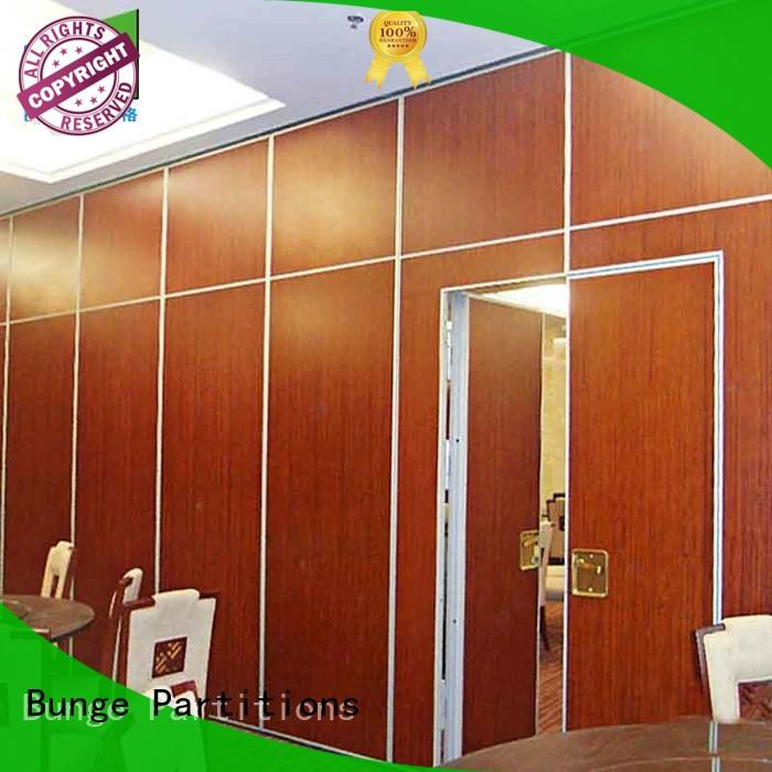 EBUNGE hanging system portable partition wall systems factory direct supply for conference room