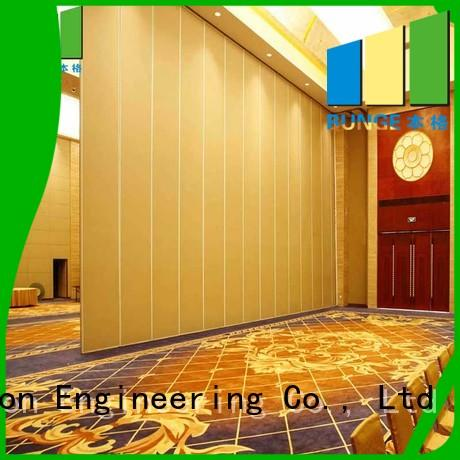 partition proofing partition door design aluminium Bunge Brand company