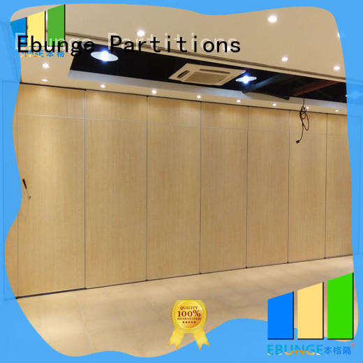 durable restaurant partition manufacturer for hotel