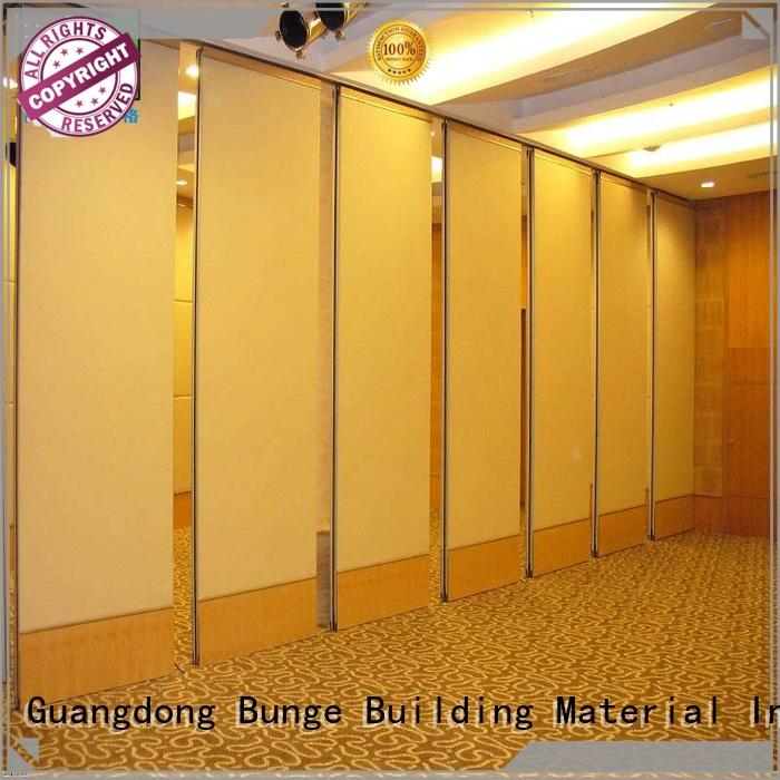 moveable hall partition with good price for banquet hall
