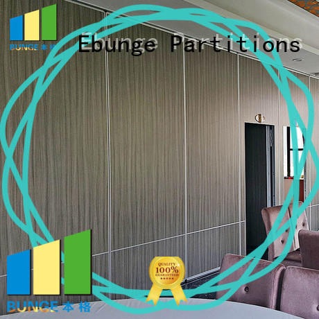popular foldable partition wall manufacturer for meeting room