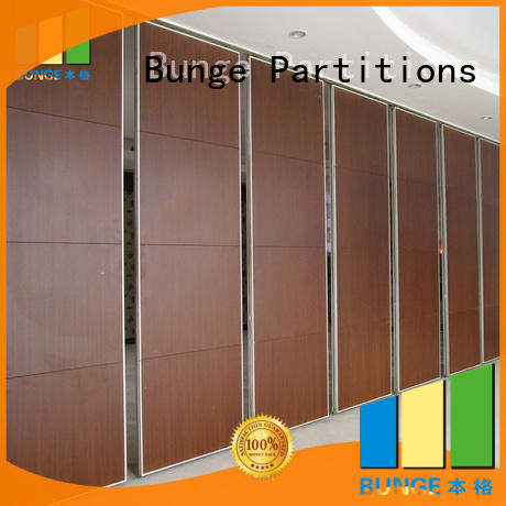 high quality movable wooden partition wholesale for office