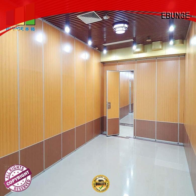 real moveable walls manufacturer for conference room