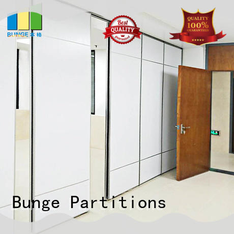 EBUNGE MDF commercial wall dividers series for banquet halls