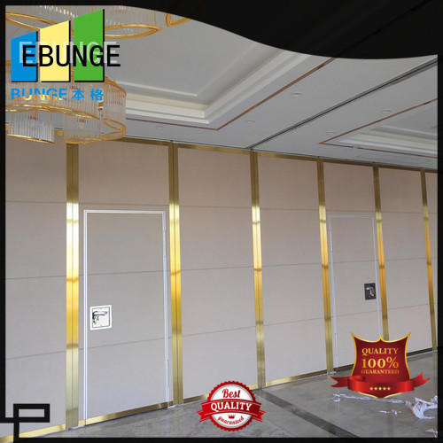 EBUNGE partition wall design personalized for meeting room