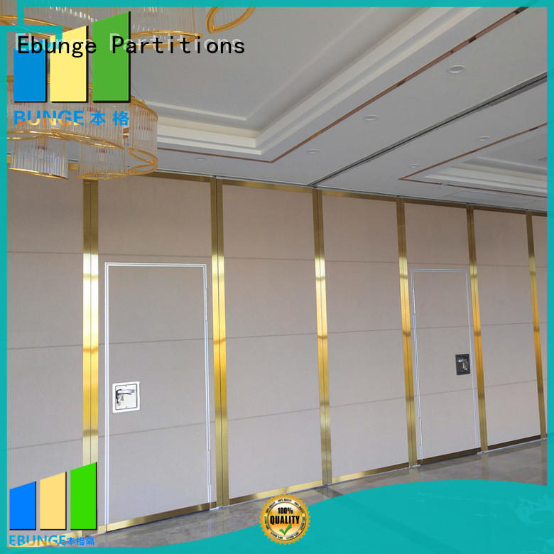 EBUNGE popular partition wall design manufacturer for meeting room