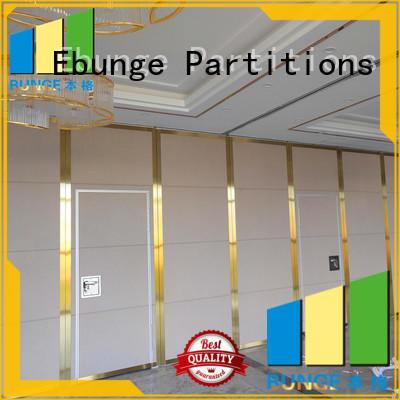 EBUNGE professional interior partition customized