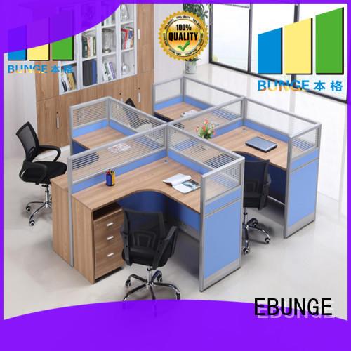 EBUNGE modern office workstation desk manufacturer for office