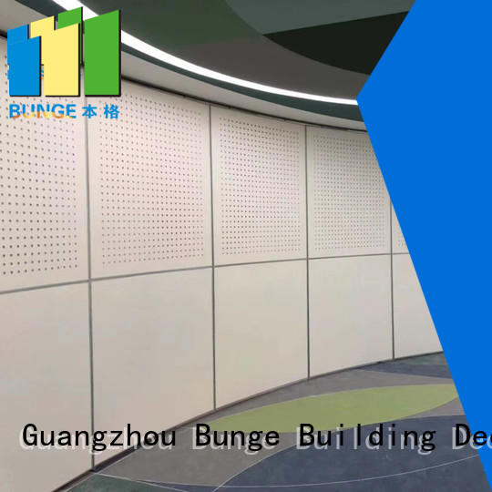Wholesale sliding operable panel partitions Bunge Brand