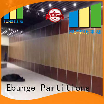 hanging operable partition walls manufacturer for office