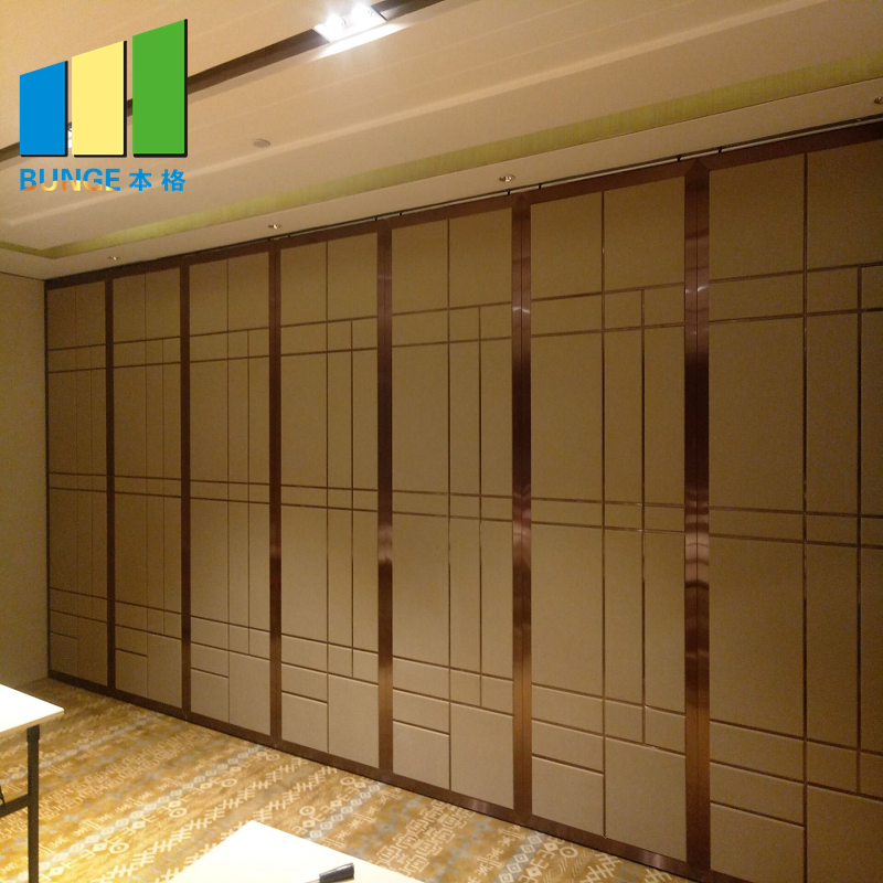Bunge-High-quality Folding Partition Doors | Hotel Moveable Partitions Acoustic-1
