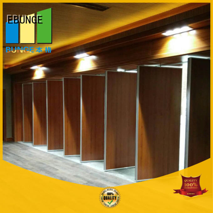 durable restaurant dividers from China for hotel