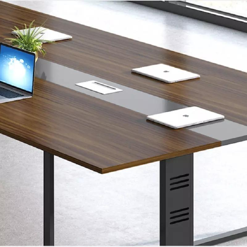 melamine office conference table factory for boardroom-3