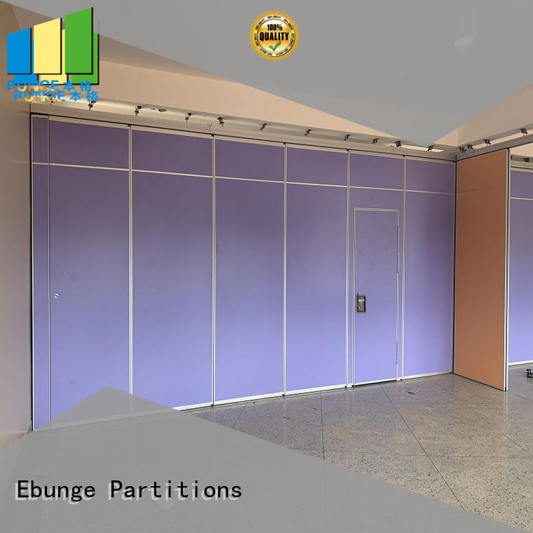 flexible room partition wall factory direct supply for banquet hall