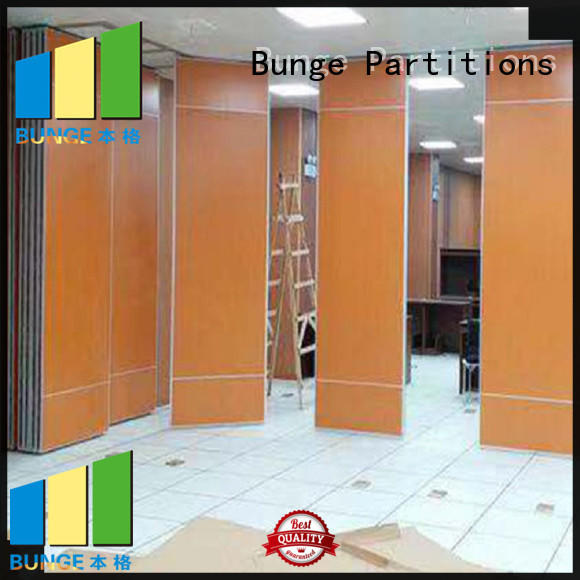 EBUNGE high quality operable partitions wholesale for auditorium