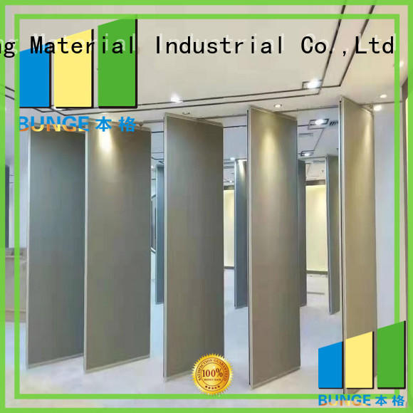 EBUNGE partition wall design with good price for restaurant