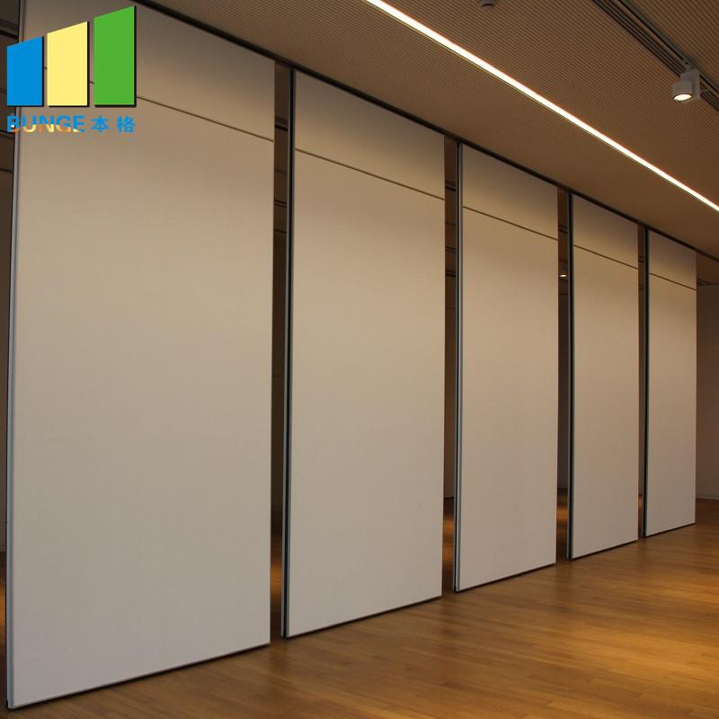 Bunge-Find Sliding Room Dividers Sliding Foldable Movable Partition Walls For Banquet Hall-4