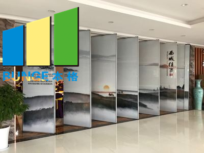 Bunge-Manufacturer Of Moving Wall Soundproof Acoustic Operable Partition-1