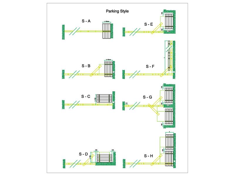 Bunge-Sliding Room Dividers Customized Melamine Finish Acoustic Operable Folding-8