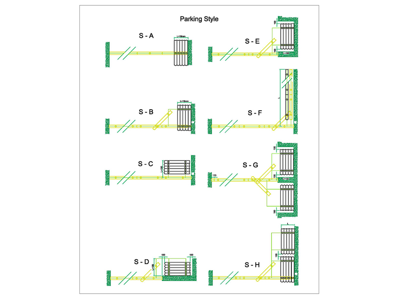 Bunge-Operable Wall Hardware, Aluminum Movable Partition Hardware-8