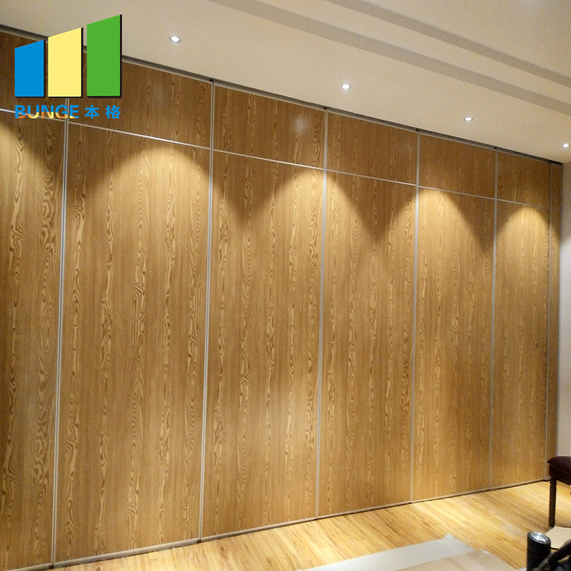 Bunge-Find Rolling Partition Wall Foldable Soundproof Partition Wall - Bunge-14