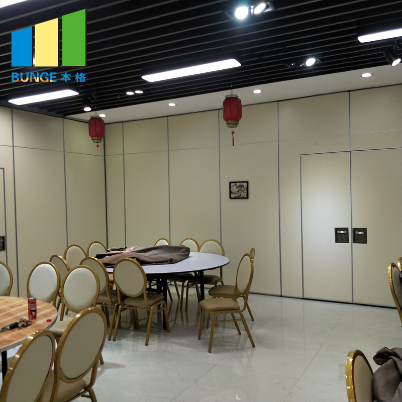 Bunge-High-quality Movable Walls Acoustic Operable Partition Walls-1