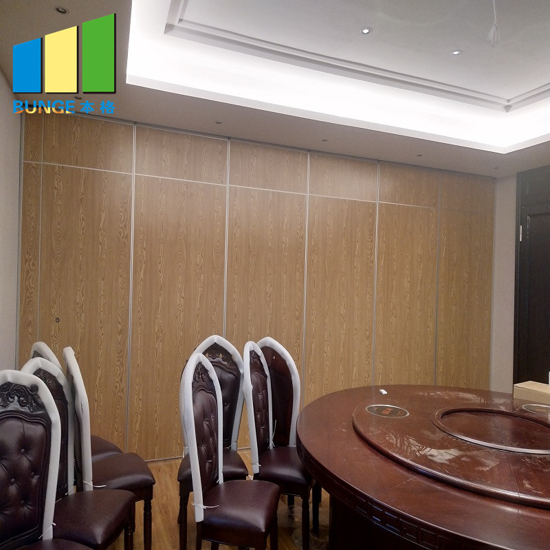 Bunge-High-quality Movable Walls Acoustic Operable Partition Walls-14