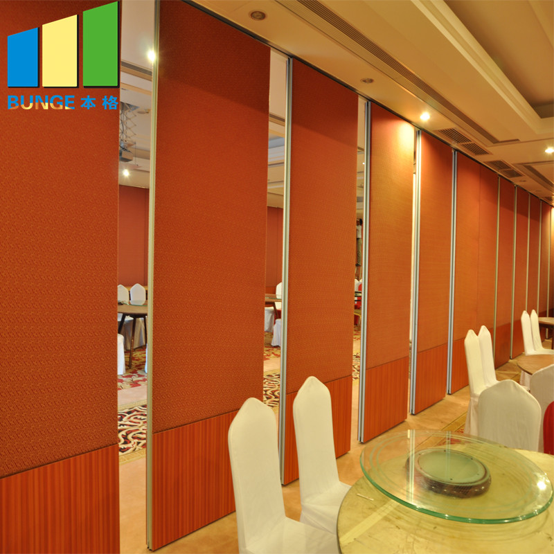 Bunge-High-quality Temporary Partition Wall | Movable Folding Soundproofacoustic-1