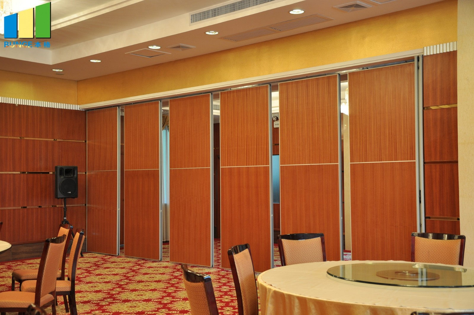 Bunge-Find Partition Door Design Soundproof Acoustic Wall Partitions-1
