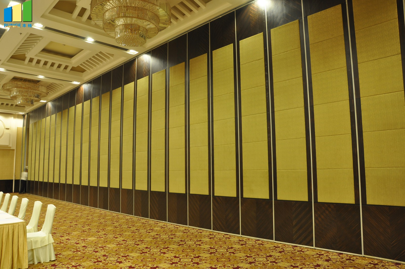 Bunge-Operable Partition Wall | Multi-purpose Hall Decorative Acoustic-13