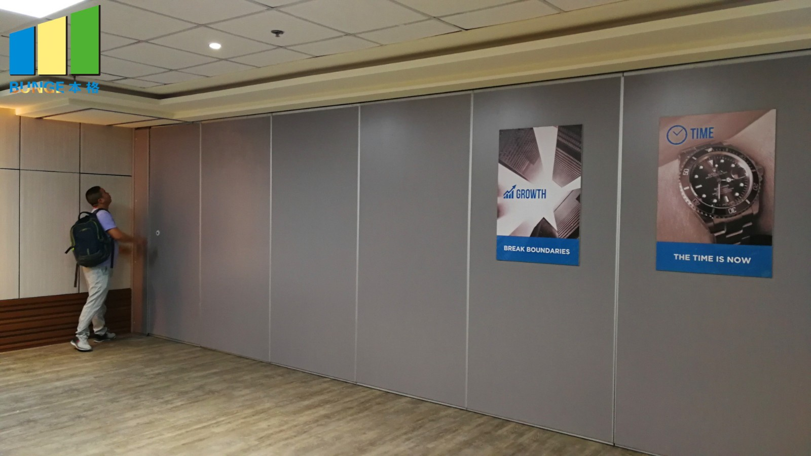 Bunge-High-quality Acoustic Room Divider | Meeting Room Acoustic-13