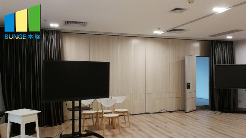 operable movable office walls supplier for banquet hall EBUNGE