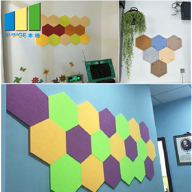 Bunge-Professional Acoustic Insulation Panels Polyester Acoustic Panels