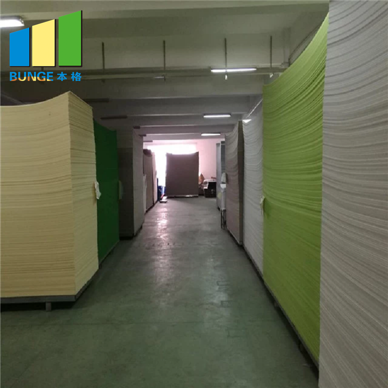 Bunge-Professional Acoustic Insulation Panels Polyester Acoustic Panels-3