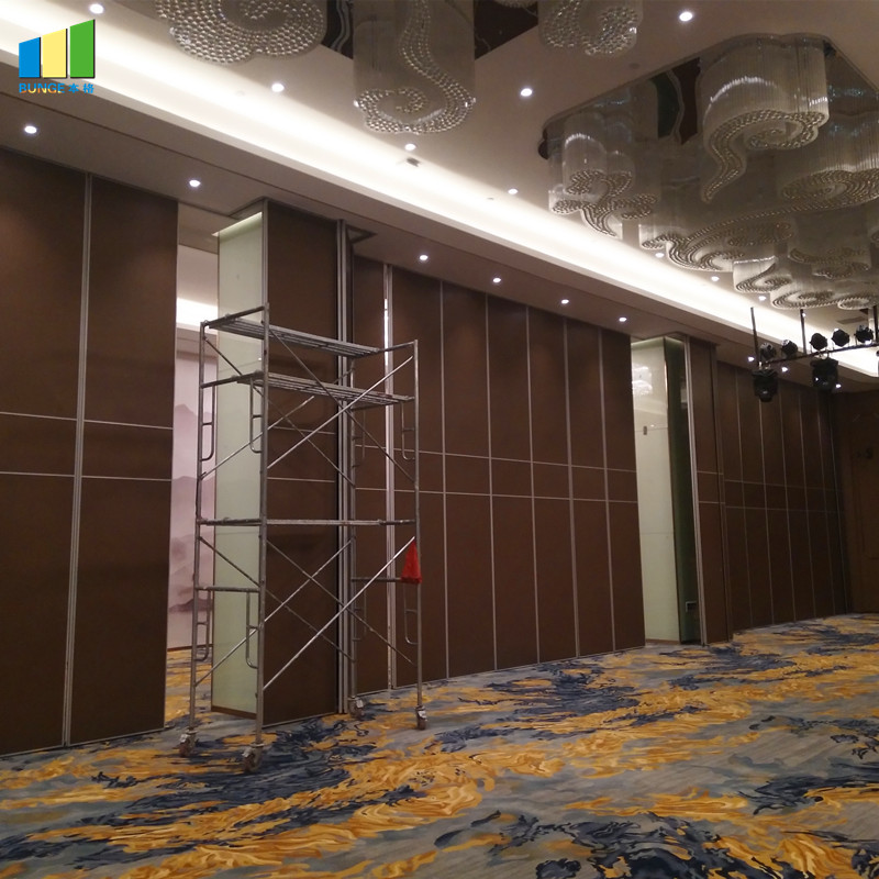 Bunge-Manufacturer Of Moveable Walls Soundproof Decorative Material Aluminium