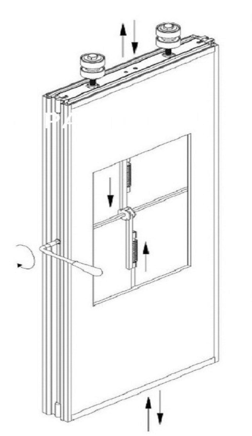 Bunge-Sliding Partition Wall | Easy Installing Acoustic Flexible Floor To-4