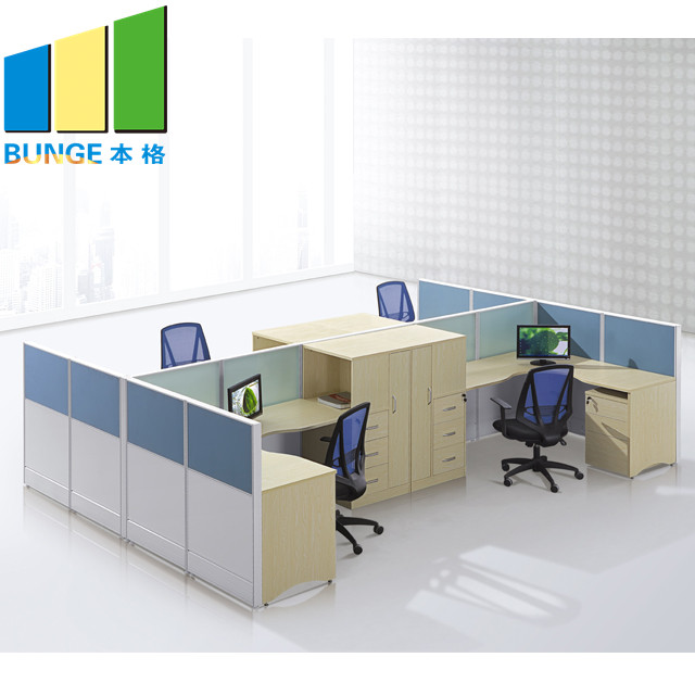 Bunge-High-quality Office Table And Chairs | Saving Space Office Furniture Contemporary