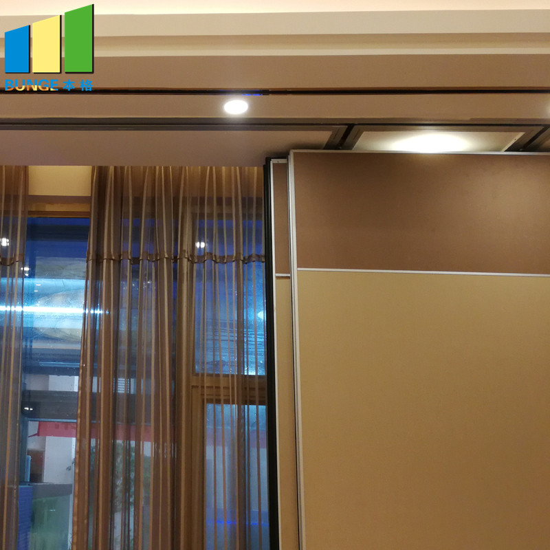 Bunge-Manufacturer Of Sound Proof Partition Wall Flexible Hanging System Soundproof-2