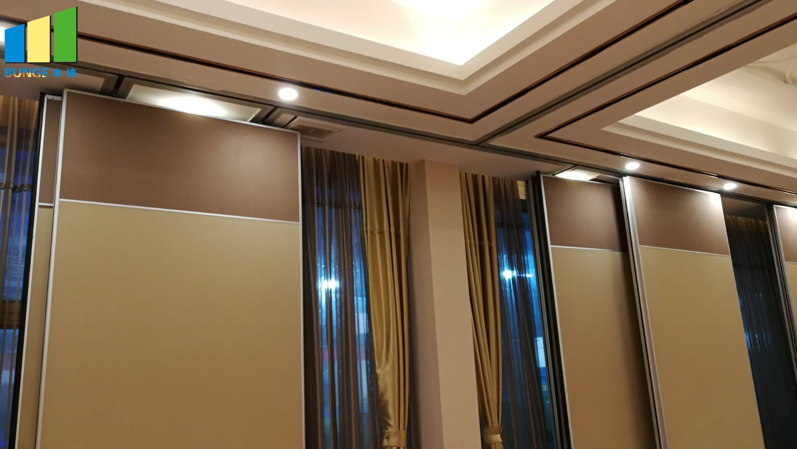 EBUNGE aluminium acoustic operable walls wholesale for hotel-6
