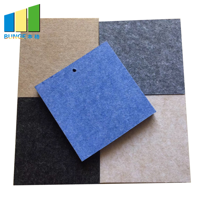 Bunge-Noise Absorbing Panels, Decorative Fabric Sound Absorption Board Cinema-2