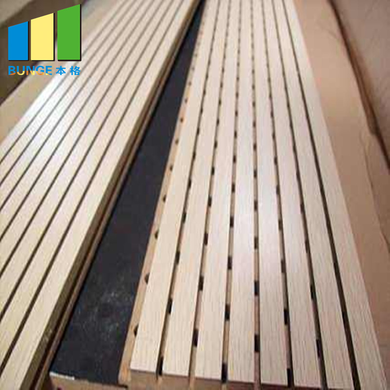 Bunge-Sound Absorbing Wall Panels Manufacture | Sound Proofing Building Material