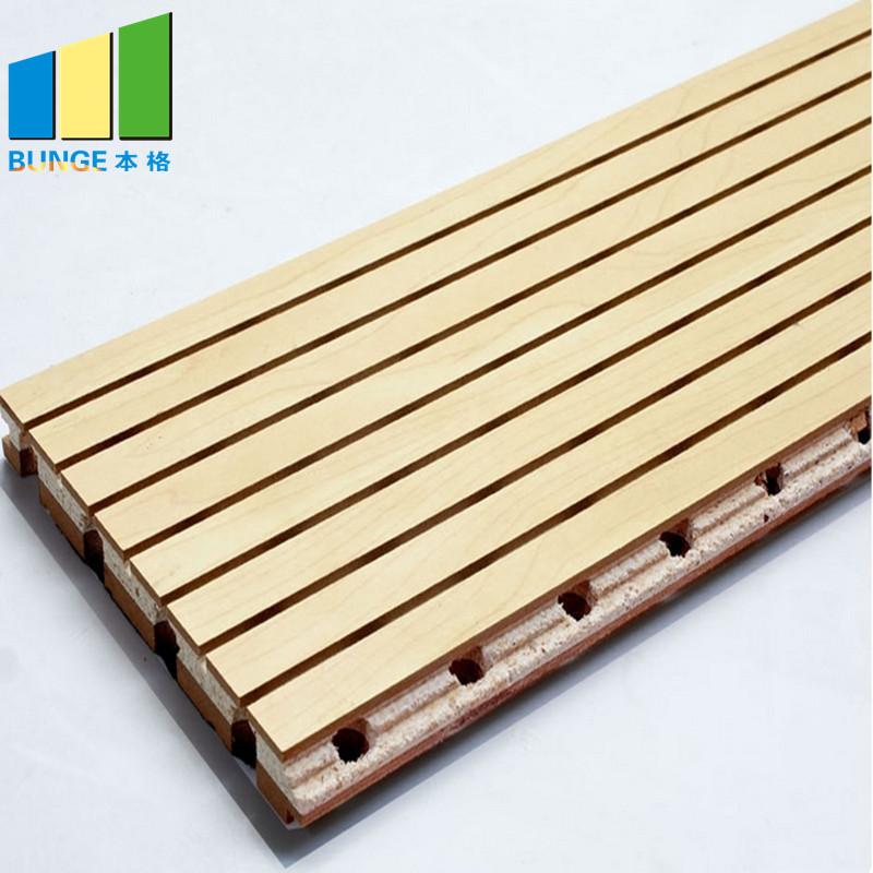 Bunge-High-quality Soundproof Wall Panels | Bunge Soundboard Panels-3