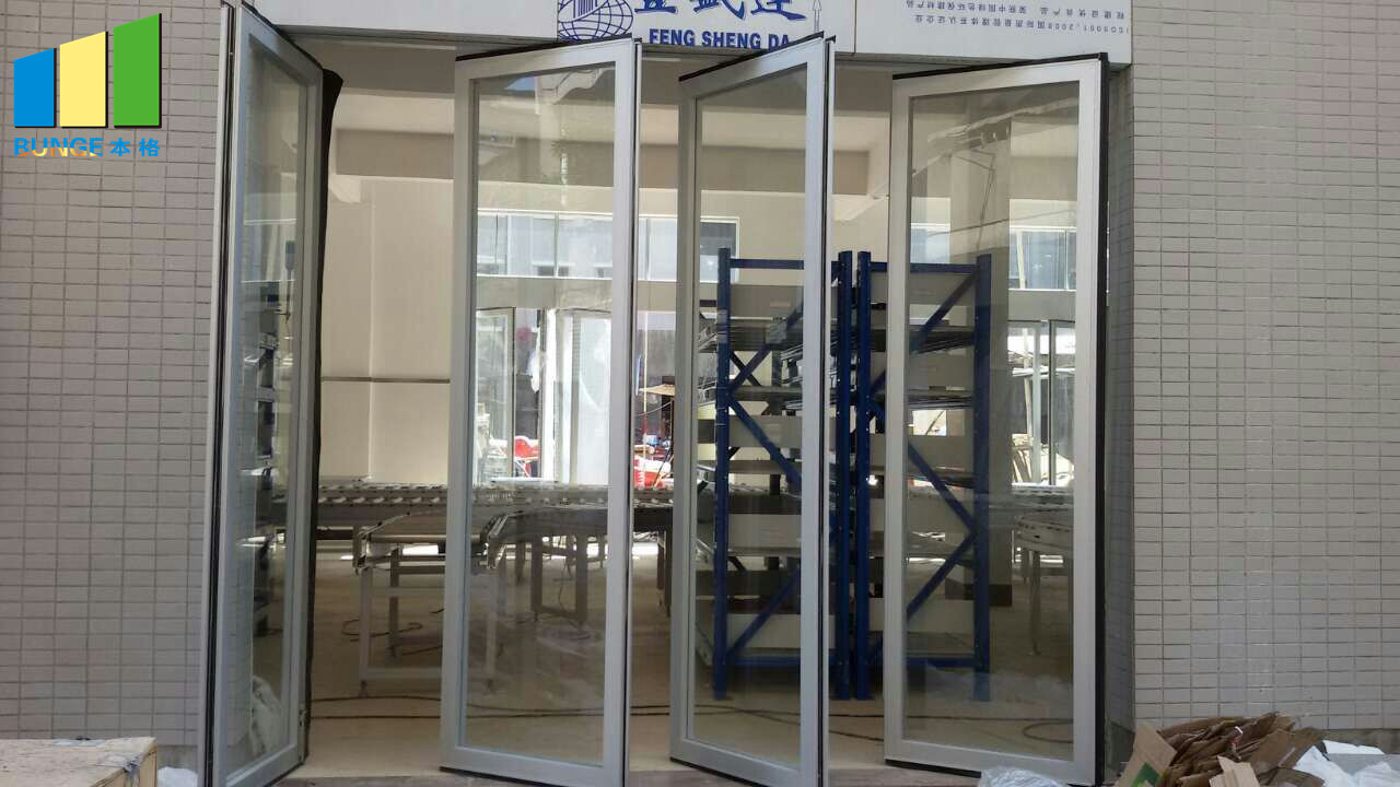Bunge-Find Glass Partition Glass Door Partition - Bunge Building Decoration-3