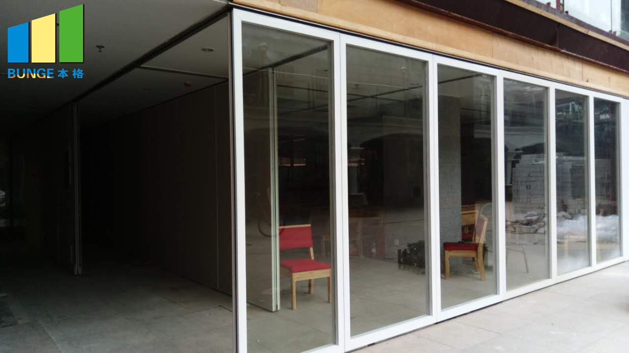 Bunge-Find Glass Partition Glass Door Partition - Bunge Building Decoration-4