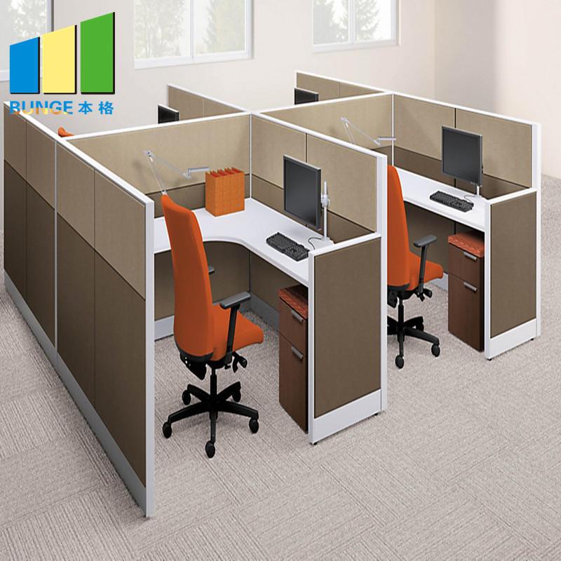 product-EBUNGE-Contemporary Modular Secretary Employee Office Desks Computer Tables Workstations Fur