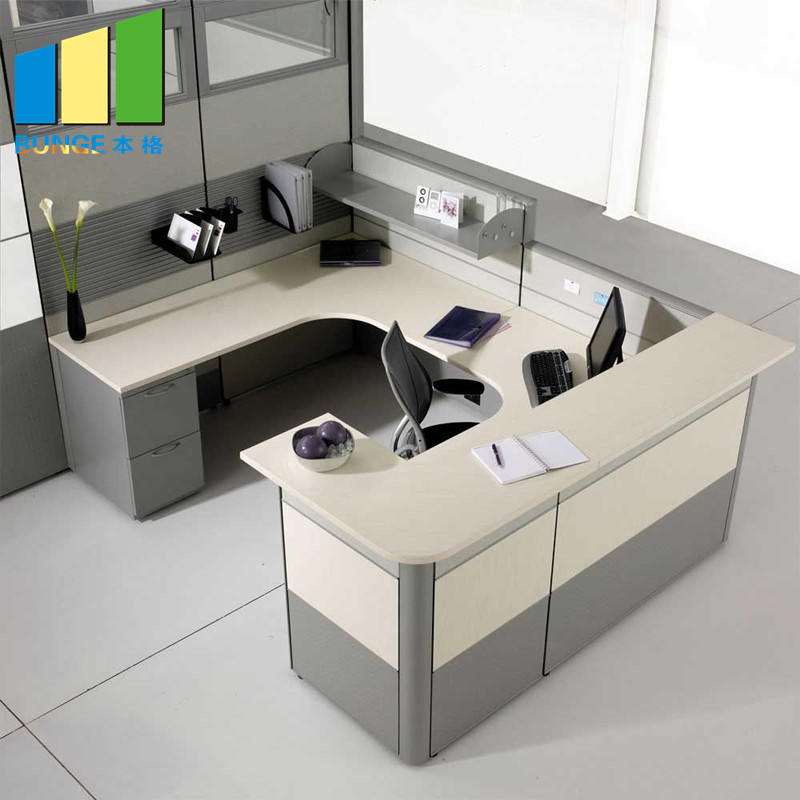 product-EBUNGE-Factory Direct Sell Office Partitions OEM Modular Office Cubicles Workstations Furnit