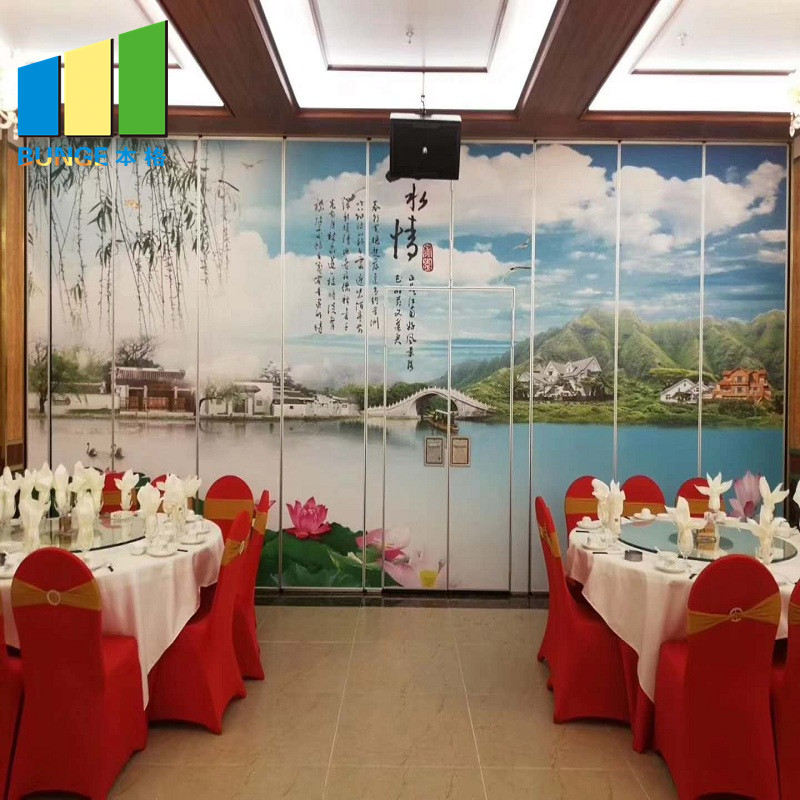 Bunge-Movable Walls, Function Room Sliding Folding Partitions Aluminum Acoustic-1